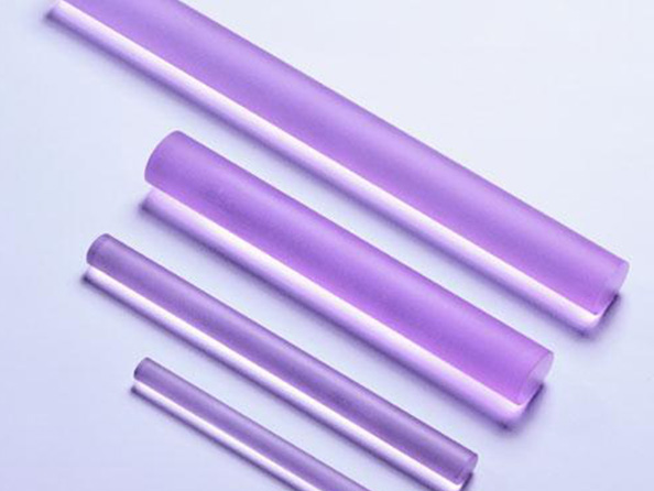掺钕氟化钇锂晶体