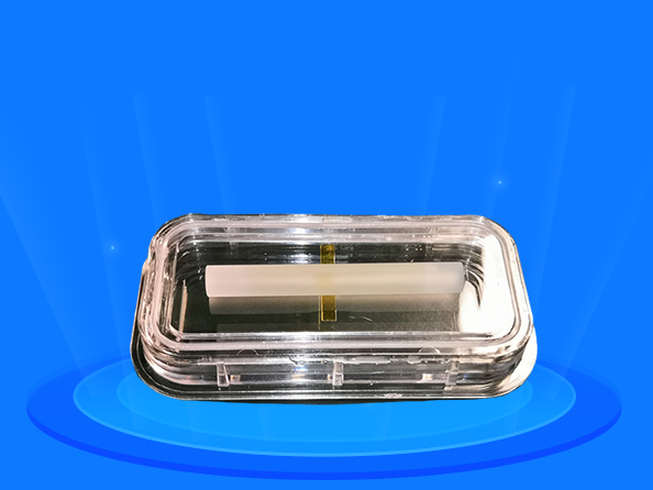 掺钬钇铝石榴石晶体
